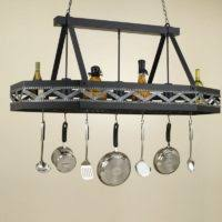 Accessories For Kitchens - accessories for kitchen design and decoration using hanging black