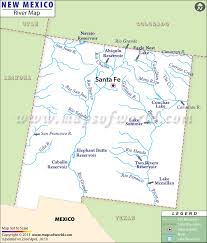 New Mexico rivers images New mexico rivers map rivers in new mexico jpg