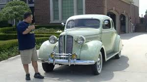 1937 dodge brothers business coupe classic car for sale in mi