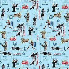 wars wrapping paper wars clone wars gift wrap pack partyware essentials