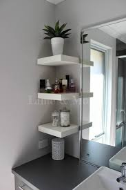 Condo Bathroom Ideas by Lime U0026 Mortar Ensuite U0026 Powder Room Ikea Lack Shelves Houses
