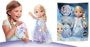 disney frozen northern lights elsa music and light up dress walmart frozen northern lights elsa doll only 17 97 regularly 40