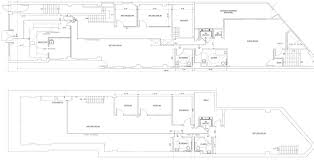 Mission San Jose Floor Plan by Spacious Industrial Style Full Venue Rental San Francisco Ca