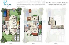 5 bhk 6150 sq ft villasoorya for sale in vipul tatvam villas at