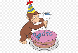 curious george birthday cake curious george birthday cake cake decorating clip birthday