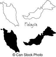map malaysia vector map malaysia penang map of malaysia with the provinces