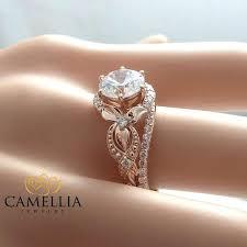 unique wedding ring sets unique engagement and wedding ring sets s unique wedding ring sets