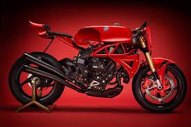 La Machina by Custom Mv Agusta Agott By Deus Ex Machina Bikesrepublic