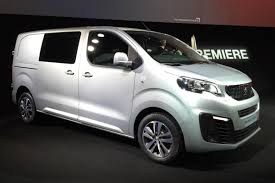 peugeot partner 2016 white new peugeot expert to make worldwide debut at cv show auto express