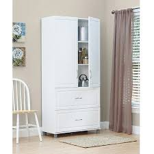 wardrobe storage cabinet white systembuild 36 2 door 2 drawer storage cabinet white stipple