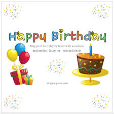 happy birthday free animated birthday cards for facebook