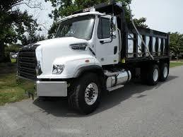 freightliner dump truck freightliner t a steel dump truck for sale 1066