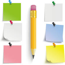 sticky note paper illustrator free vector 218 656 free