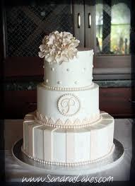 elegant wedding cake by cakes stepbystep m s de ideas sobre