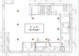 lighting layout design kitchen lighting design layout best 25 recessed lighting layout