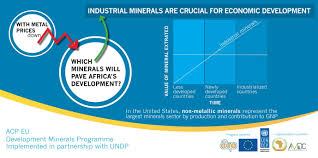 Economic Development With Metal Prices Down Which Minerals Will Pave Africa U0027s