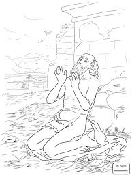 coloring pages misc artists arts culture ruth in the fields