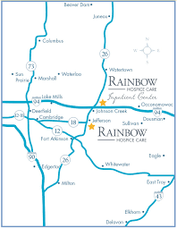 Lake Geneva Wisconsin Map by About Us Rainbow Hospice Care