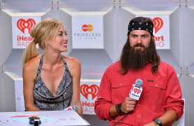 why did jesicarobertson cut her hair jessica robertson jep robertson photos backstage at the