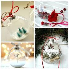 clear ornament craft ideas handmade craft design