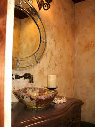bathroom design faux painting bathrooms vessel sink on wooden