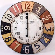 Vintage Home Decor Nz Wall Clock Giant Wall Clock For Sale Antique Wall Clocks For