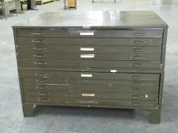 Hamilton Manufacturing Company Drafting Table Map Cabinet Ebay
