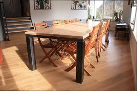 table cuisine en bois cuisine bois table cuisine bois et fer