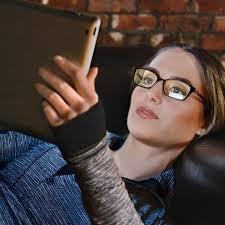 glasses for eyes sensitive to light blue light glasses lenses blue iq lenscrafters