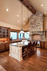 luxury kitchen designs that will captivate you the has a wooden