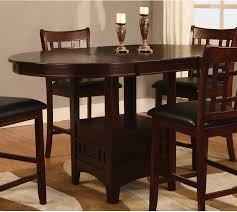 kitchen high dining table counter table set kitchen tables for