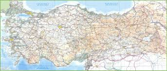 Greece Turkey Map by Turkey Road Map