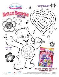 care bears belly badge rock dvd review nicki u0027s random musings