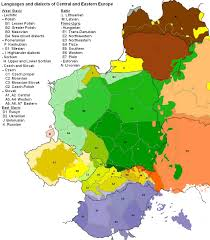 Language Map Of Europe by File Languages Of Ce Europe 3 Png Wikimedia Commons