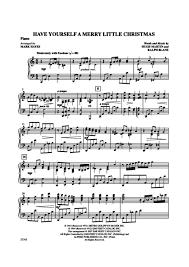 yourself a merry piano accompaniment hugh