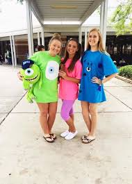 monsters inc costumes diy monsters inc costumes homecoming prom monsters