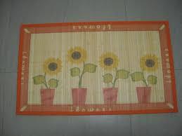 bamboo floor mat design robinson house decor advantages