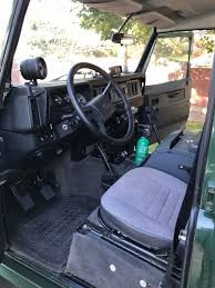 land rover jeep defender for sale completely original 1980 land rover defender 110 offroad for sale