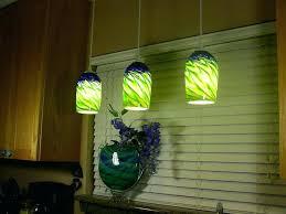 green glass pendant lights green glass pendant light green blown glass pendant light