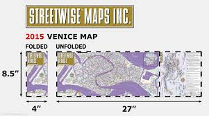 Venice Florida Map by Streetwise Venice Map Laminated City Center Street Map Of Venice