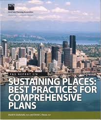 comprehensive plan standards for sustaining places