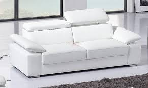canap cuir blanc 2 places canap blanc 2 places affordable canape ikea blanc places size