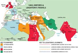 Ottoman Empire 19th Century Leighton And The Middle East
