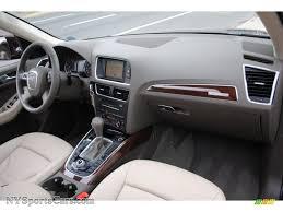 2011 Audi Q5 Interior 2011 Audi Q5 2 0t Quattro In Teak Brown Metallic Photo 10