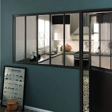fenetre atelier cuisine ordinaire separation cuisine style atelier 11 une verri232re