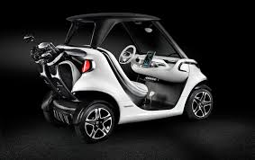 luxury mercedes benz this is what happens when mercedes benz designs a golf cart fortune