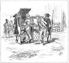Sedan Chairs Sedan Chair 18th Century Photograph By Granger