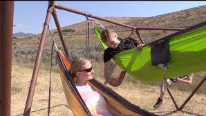 hammock camping utah state parks
