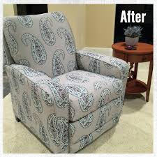 Recovering An Armchair How To Reupholster A Recliner Do It Yourself Advice Blog