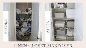 Linen Closet Organization Ideas Mother U0027s Day Gift Idea Mother U0027s Day Linen Closet Makeover Home